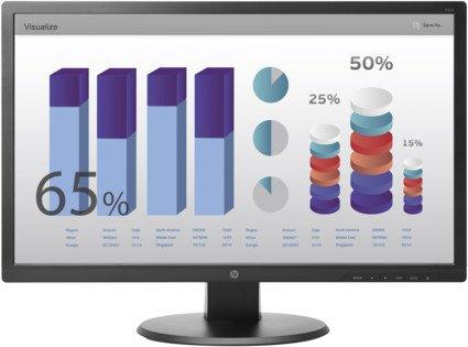 HP V243 LED Backlit Monitor 24/1920x1080/1Y (W3R46AA)