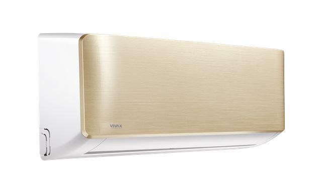 Vivax Cool V DESIGN inverter klima uređaj 3,81kW, ACP-12CH35AERI GOLD