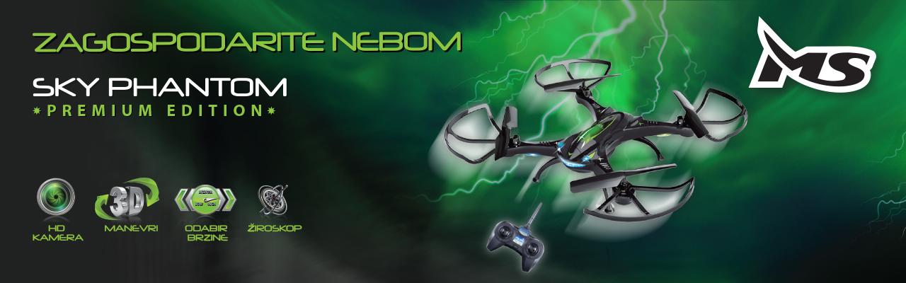 Dron MS