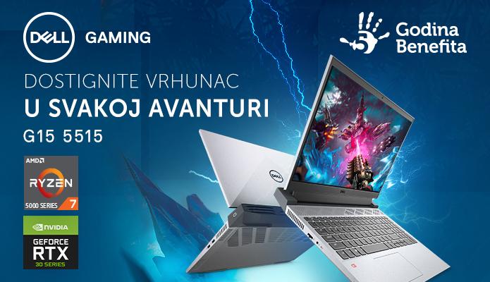 Dell G15 5515